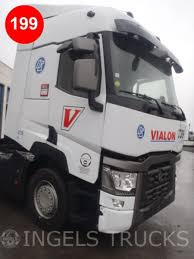 100 High Trucks Used Renault T 460 T HIGH CAB Tractor Unit Nlcom