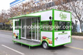China New Electric Snack Catering Vehicle Vegetable And Fruit ...