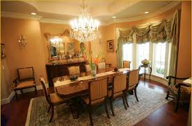 Exquisite Curtains For Bay Windows In Dining Room Office Charming 1082018 By Traditional Decorating