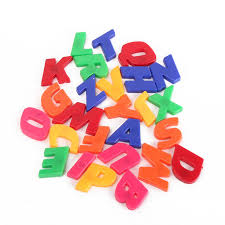 78pcs Set Colorful Plastic Magnetic Alphabet Letters Numbers