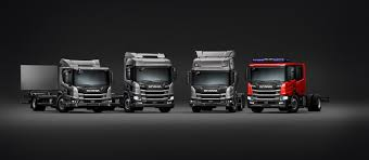 Scania Urban: Future Oriented Trucks | Infrastructure News