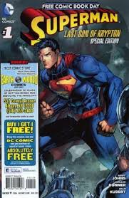 DC Comicss Superman Last Son Of Krypton