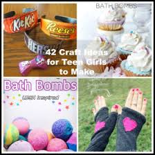 42 Craft Ideas For Teen Girls To Make