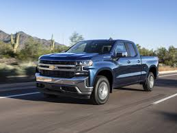 100 Kelley Blue Book Trucks Chevy 2019 Chevrolet Silverado 4Cylinder Turbo First Review