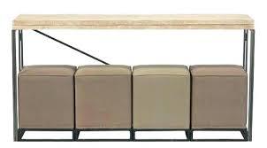 table console cuisine console depliable en table cuisine bar socialfuzz me