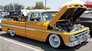 Calling All YELLOW 1960-1966 Chevy/GMC Pickup Trucks!