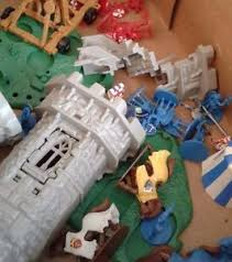 Image Is Loading Board Game Parts WEAPONS Amp WARRIORS CASTLE SEIGE