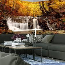 decomonkey fototapete natur landschaft 550x250 cm