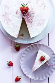 erdbeer joghurt torte 2 puderzuckerliebe