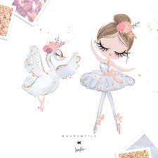 Ballerina Babygirl Birthdayparty Girlmom Nurserydecor