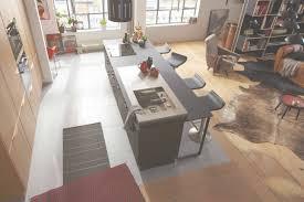 cuisine en u avec table ide de cuisine amnage finest excellent ides de meubles de