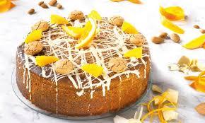 getränkter amaretto kuchen ø 18 oder 20 cm