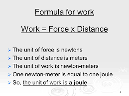 1 Work And Simple Machines 2 What Is In Science The