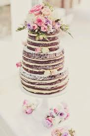 Would You Consider A Naked Cake For Your Wedding Day We Love It Its
