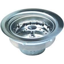 Install Sink Strainer Basket by Peerless Deluxe Basket Strainer Walmart Com