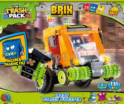 Produkt Archiwalny] Crazy Street Sweeper - Trash Pack Brix - For ... The Trash Pack Garbage Truck Fun Toy Kids Toys Home Wheels Playset Assortment Series 1 1500 Junk Amazoncouk Games Sewer Gross Gang In Your Moose Delivers The Three To Toysrus Trashies Cheap Jsproductcz A Review Of Trash Pack Garbage Truck Youtube Gross Sewer Clean Up Dirt Vacuum Germs Metallic Limited Edition Ebay The Trash Pack Garbage Truck Playset Xs Mnguasjad Toy Recycle