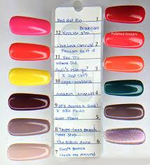 opi soak off gelcolor brazil collection spring summer 2014 pick
