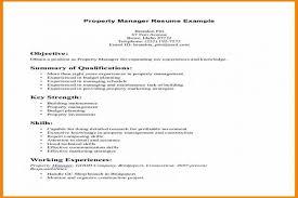 Good Resume Summary U2013 Free Templates 2018