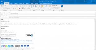 How To Hyperlink Text in Microsoft fice 365 Outlook Business