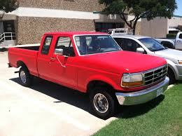 1995 F150 4x4 Totally Bed Liner Paint Job, 4