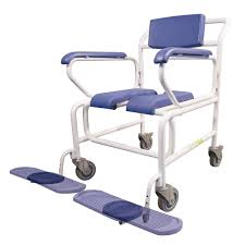 Handicap Toilet Chair With Wheels by Wheeled Shower Chair Low Prices