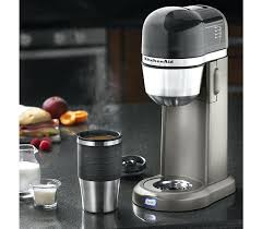 Red 4 Cup Coffee Maker Personal Empire On