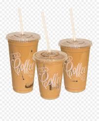 Iced Coffee Latte Tea Cafe