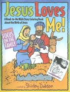 A Read To Me Bible Story Coloring Book About
