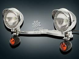 Harley Davidson Light Bar by Passing Light Bar Spot Signals Fit Harley Davidson Softail