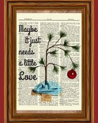 Charlie Brown Christmas Tree Quotes by 11x14 A Charlie Brown Christmas Quote Printable By Jennovadesigns