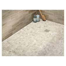 american olean mosaic tile shop american olean 12 x 12 delfino arctic topaz pebble