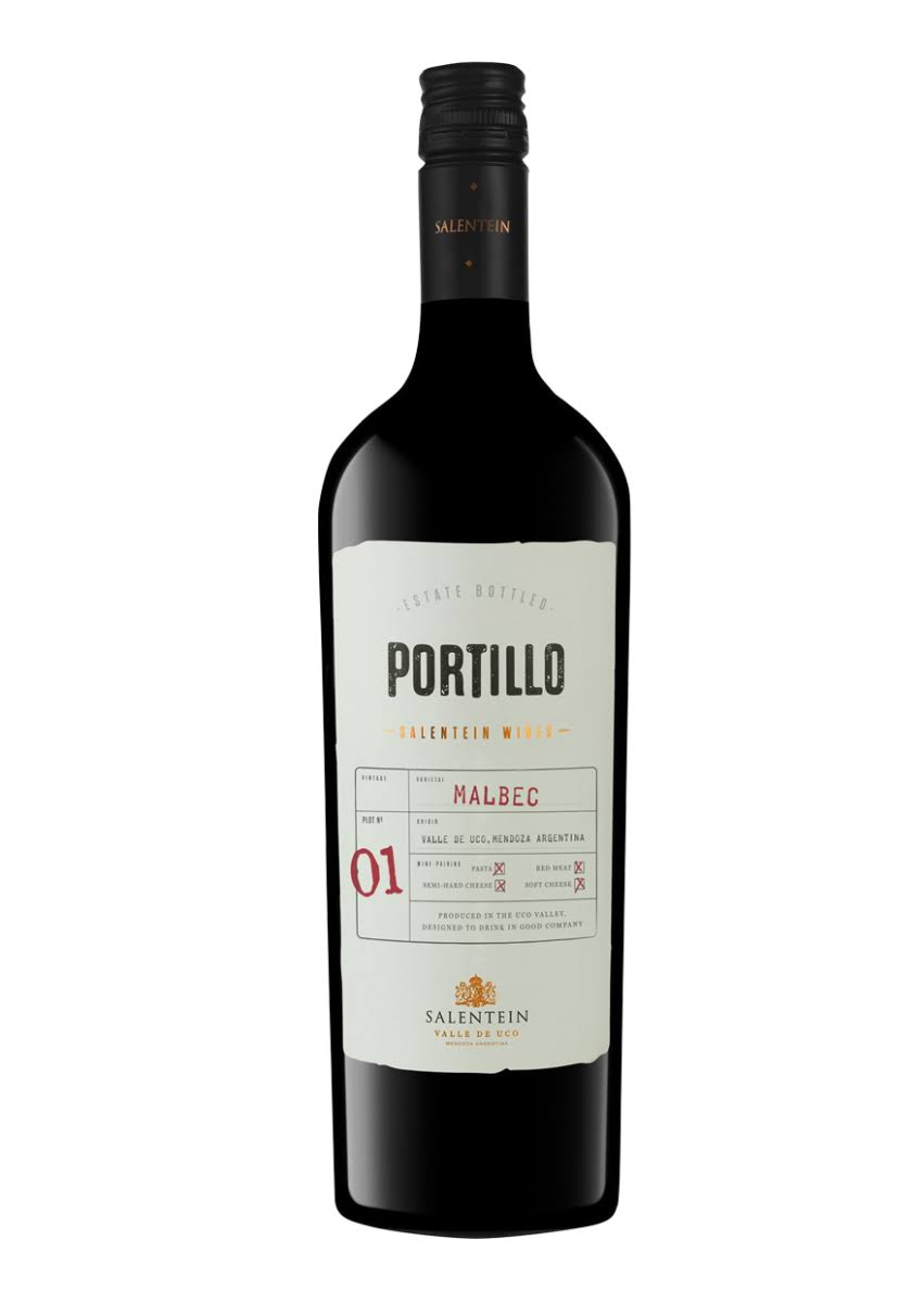 Portillo 2012 Malbec - 750ml