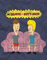 Beavis And Butthead Halloween by Beavis And Butthead T Shirts Cornholio Shirt Beavis Costume Tees