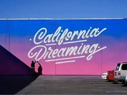 California Dreaming Is More Than Just A Song It Now Also The Name Of Mural By Artist Ricardo Gonzalez Commissioned Shoe Brand Chinese Laundry