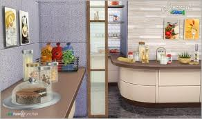Form Function Kitchen Decor At SIMcredible Designs 4