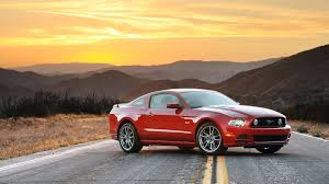2013 Ford Mustang GT Desktop Wallpaper
