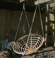 Papasan Chair Cushion Cover by Furniture Hanging Outdoor Papasan Chair On Pergola For Garden