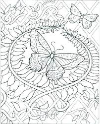 Coloring Pages With Numbers Hard Really Colouring Printable Abstract Color Number