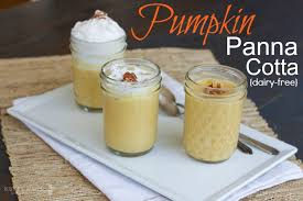Paleo Pumpkin Custard With Gelatin by Pumpkin Panna Cotta Dairy Free