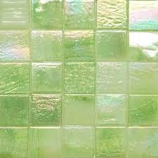 3 4 inch iridescent glass mosaic tiles kaleidoscope