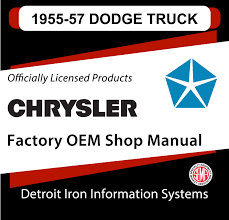 1955-1957 Dodge Truck Factory OEM Shop Manuals On CD   Detroit Iron Just A Car Guy The Only Other Truck In Optima Ultimate Street 51957 Dodge Truck Factory Oem Shop Manuals On Cd Detroit Iron This Is One Old Warrior That Isnt Going To Fade Away The Globe 1955 Power Wagon Base C3pw6126 38l Classic Custom Royal Lancer Convertible D553 Dodge Google Search Rat Rods Pinterest Chevy Apache For Real Mans Yields Charlie Tachdjian Pomona Swap Meet Pickup Sale Cadillac Mi