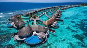 100 W Retreat Maldives Dive Resort PADI Travel