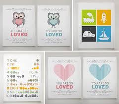 Canvas Prints For Baby Nursery Thenurseries