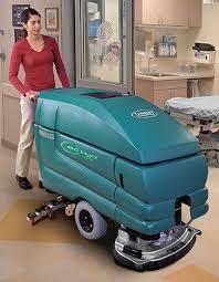 5680 walk behind floor scrubber dryer tennant company scrubber