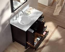 70 Bathroom Vanity Single Sink by Ariel Cambridge 37