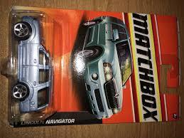 100 Navigator Trucks Lincoln Model HobbyDB