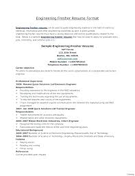 Resume Headline Example How To Write Title Examples Titles
