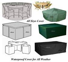 Gardenline Outdoor Furniture Cover by Rattan Garden Furniture Covers Ebay