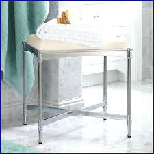 Vanity Chairs For Bathroom Wheels by Swivel Vanity Chairs Bathroom U2013 Luannoe Me