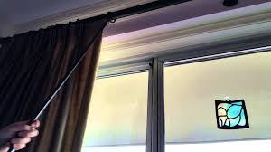 restoration hardware curtain rod problem youtube